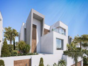 Foto Tr Construya de Villas de lujo en la costa del sol 1
