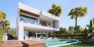Foto Tr Construya de Villas de lujo en la costa del sol 2