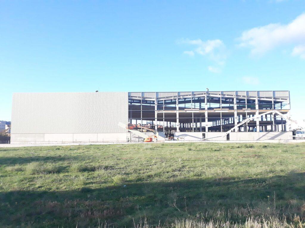 Foto Tr Construya de Importante industria de productos precocinados confía en TR Construya 1