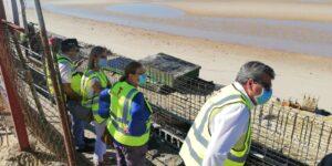Foto Tr Construya de Adjudicación y comienzo de los trabajos de obra civil en el paseo marítimo de Matalascañas 1