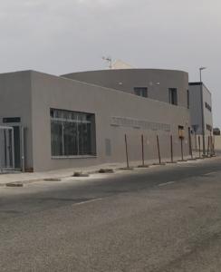 Foto Tr Construya de Finalizan las obras del nuevo parque de bomberos de Mairena del Alcor 2